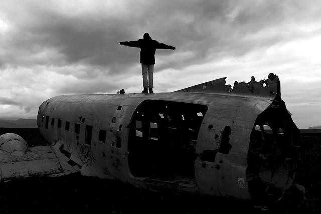 Lost in Iceland - Sólheimasandur