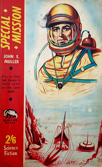 Special Mission - Badger Books - SF 97 - John E. Muller - 1963