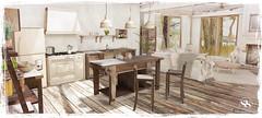 Romantic Interior at a Soul2Soul Home