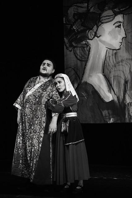 «Hanuma» [RA-Teatr] - Lord Vano Pantiashvili and Hanuma
