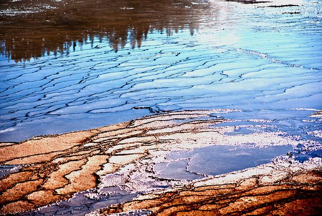 Yellowstone supervolcano series 5 (Yellowstone National Park Wyoming)