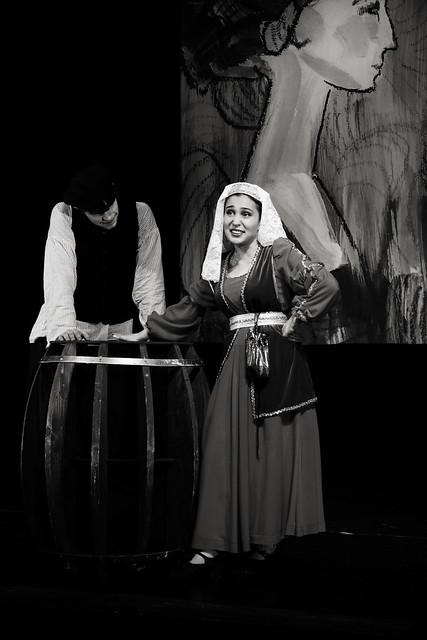 «Hanuma» [RA-Teatr] - Timote and Hanuma