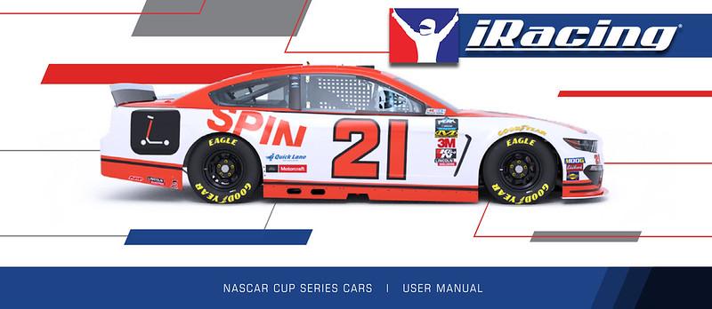NASCAR Cup Series Cars (Class A)