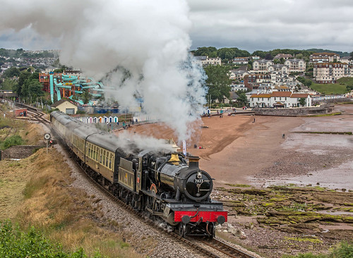 GWR 7800 Class No 7827 'Lydham Manor' | by Colin-Wallace