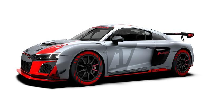 RaceRoom Audi R8 LMS GT4
