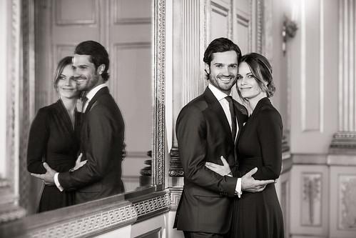Prins Carl Philip en Prinses Sofia van Zweden verwachten derde kind