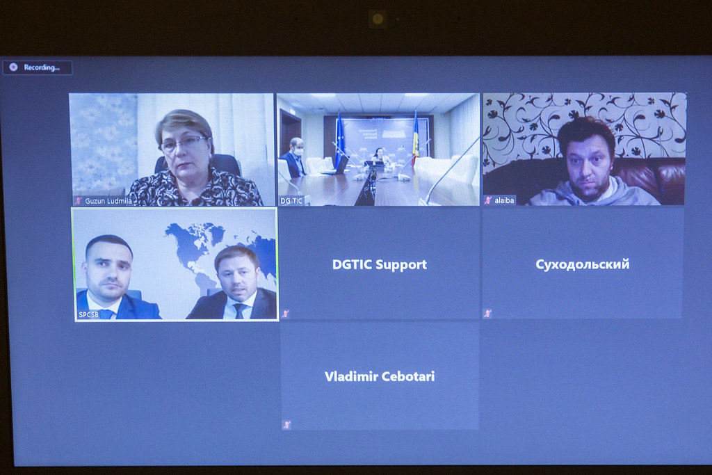 11.12.2020 Ședința Comisiei de anchetă pentru elucidarea tuturor circumstanțelor care au dus la spălarea în proporții deosebit de mari prin intermediul judecătorilor și instituțiilor financiar-bancare din Republica Moldova