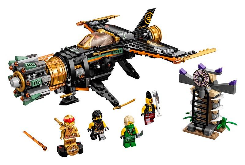 LEGO 2021 Boulder Blaster