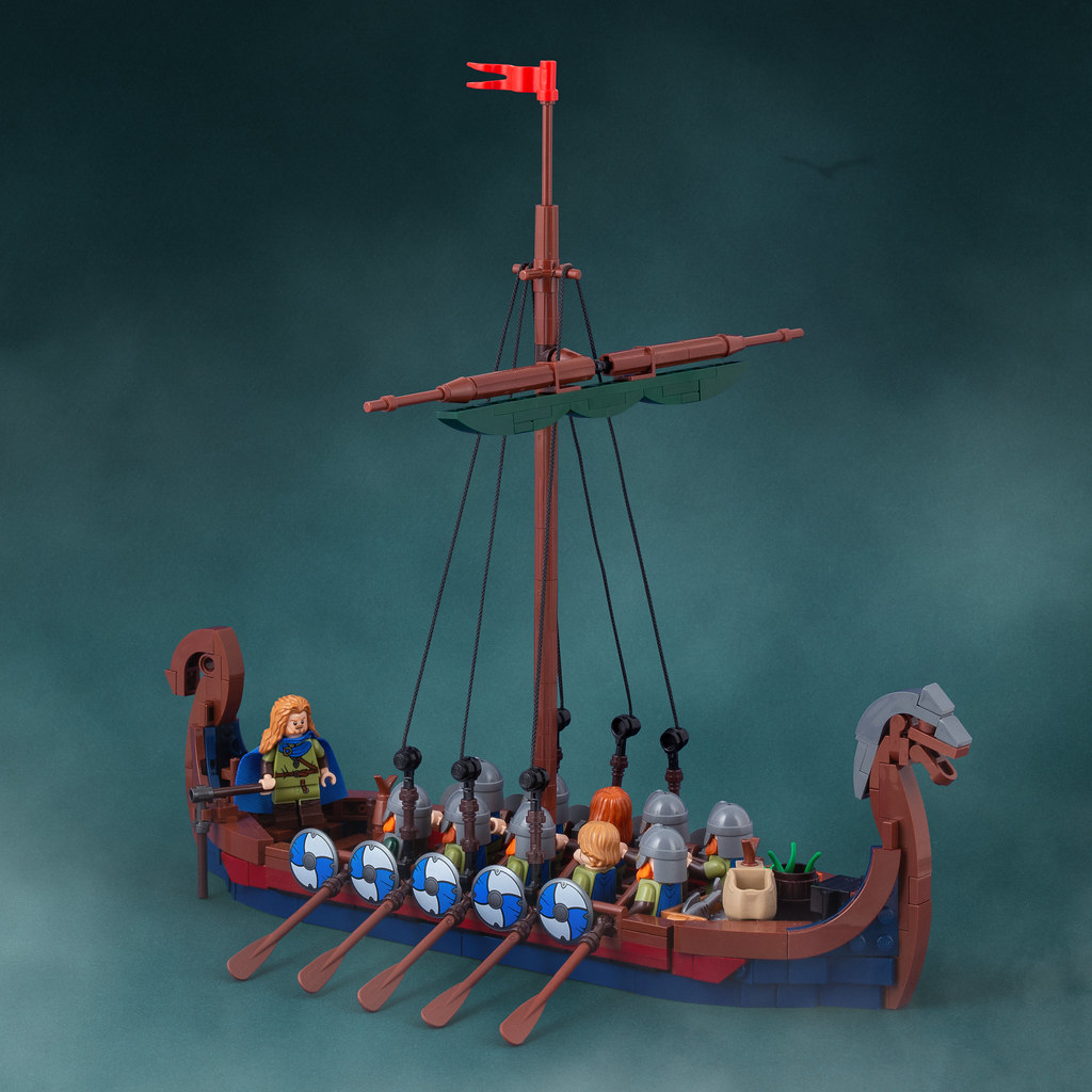 Viking Longship - Ideas Project