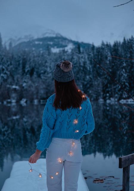 light in the night