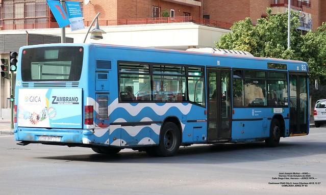 FLOTA TRANSPORTE URBANO JEREZ (COMUJESA) - Página 4 50706514242_f4c1b7cb45_z