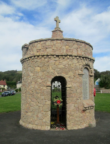War Memorial, Breedon on the Hill 2