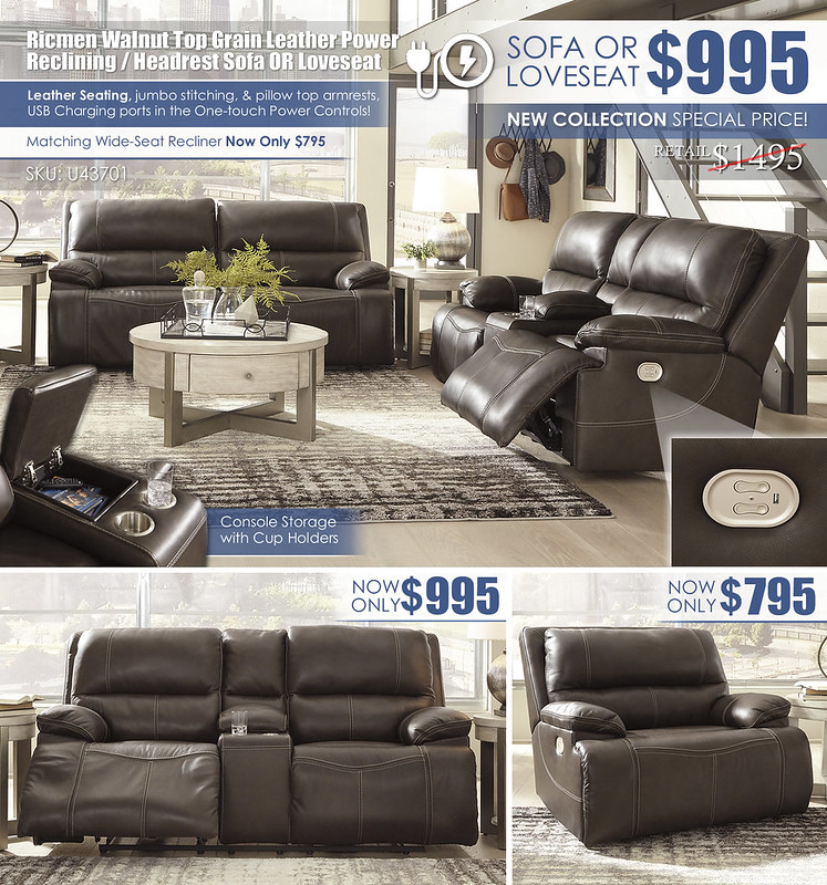 Ricmen Power Reclining Sofa OR Loveseat Layout_U43701-47-18-82-T673_Update