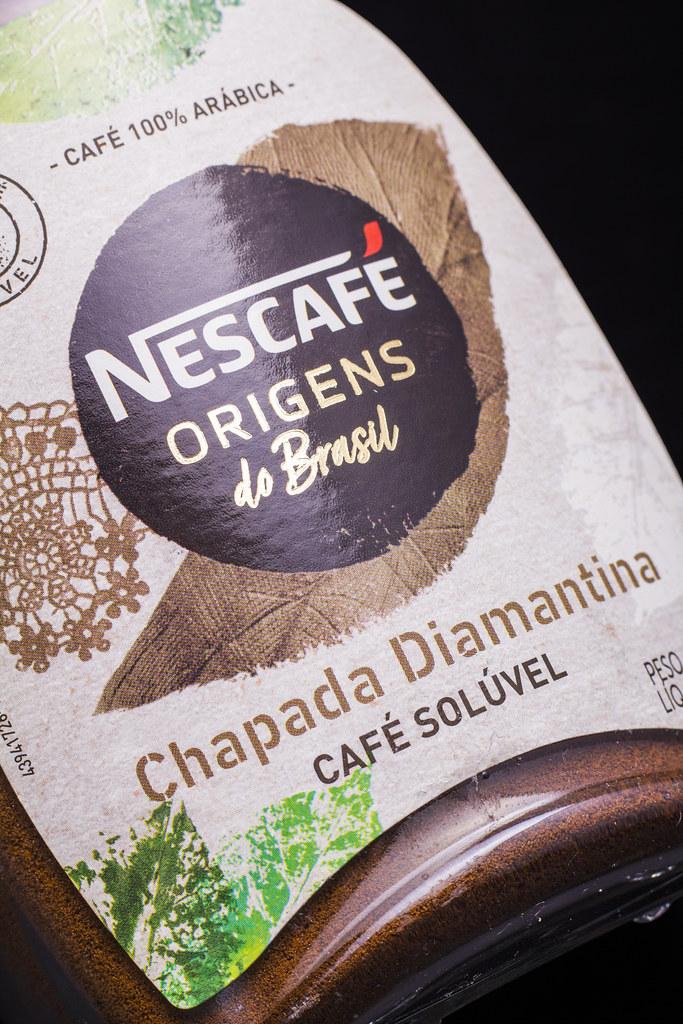 Nescafe Chapada Diamantina
