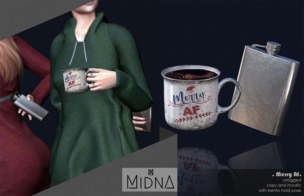 Midna - Merry AF