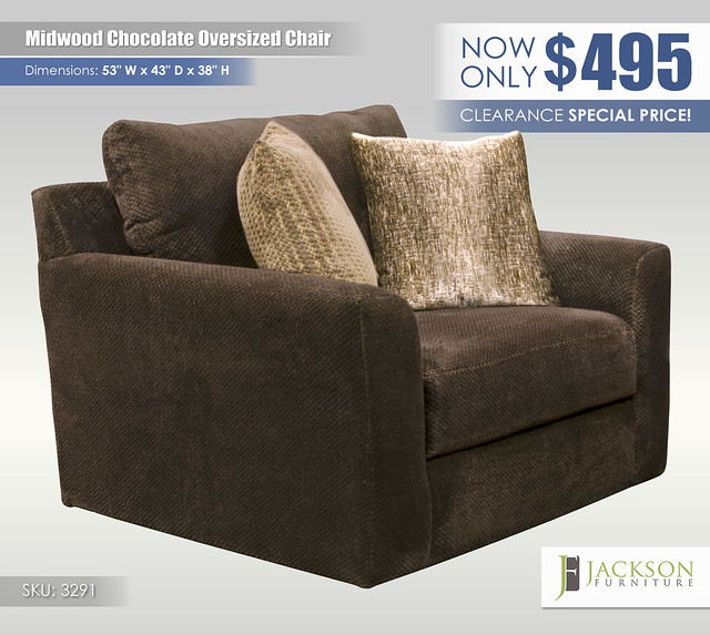 Midwood Chocolate Oversized Chair_3291