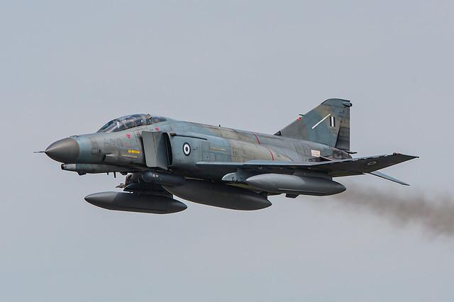 72-1512, 72-1512, McDonnell Douglas F-4E AUP Phantom II Hellenic Air Force @ Florennes EBFS