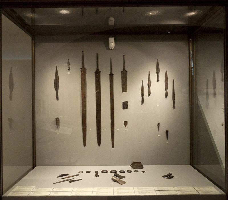 «Время Эрмитажа». Выставка «Железный век. Европа без границ».