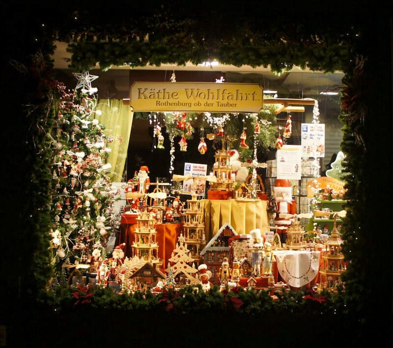 Escaparates navideños