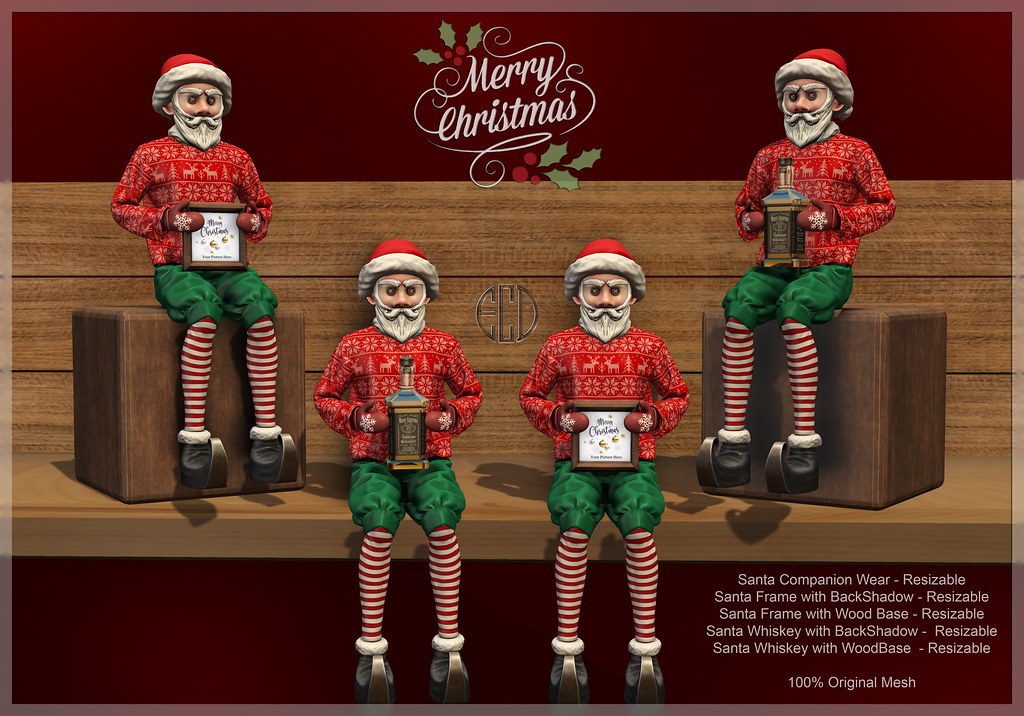ED.-Santa GroupGift 2020