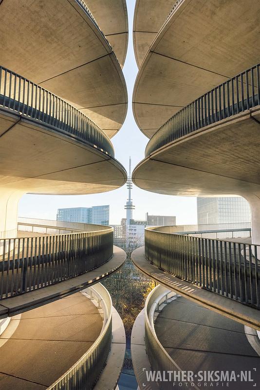 Metropolis, Amsterdam, cityscape,  architectuur