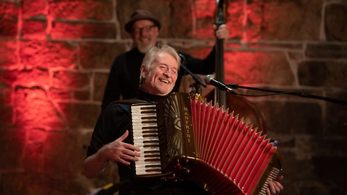 Phil Cunningham. From Scotland's Top Musicians Share Christmas Song and Story