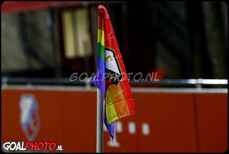 Jong FC  Utrecht - Excelsior 11-12-2020