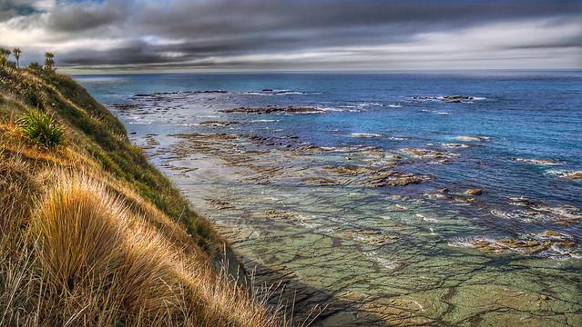 Kaikoura Seascape. NZ.