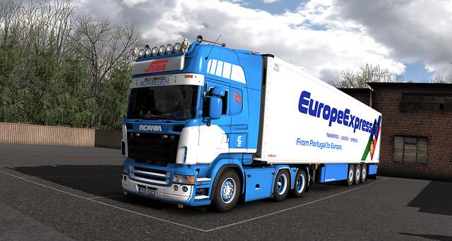 Scania R620 EE Sties