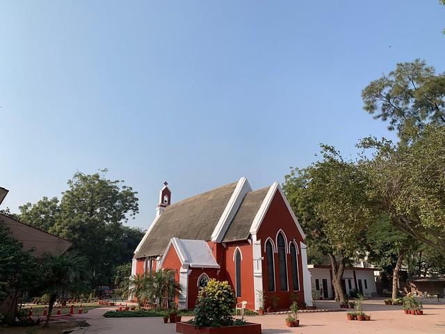 City Monument - The Church(es) of The Epiphany, Civil Lines, Gurgaon