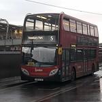 Go-Ahead London Route 5 | E66 LX57CJF | ADL E400 Trident