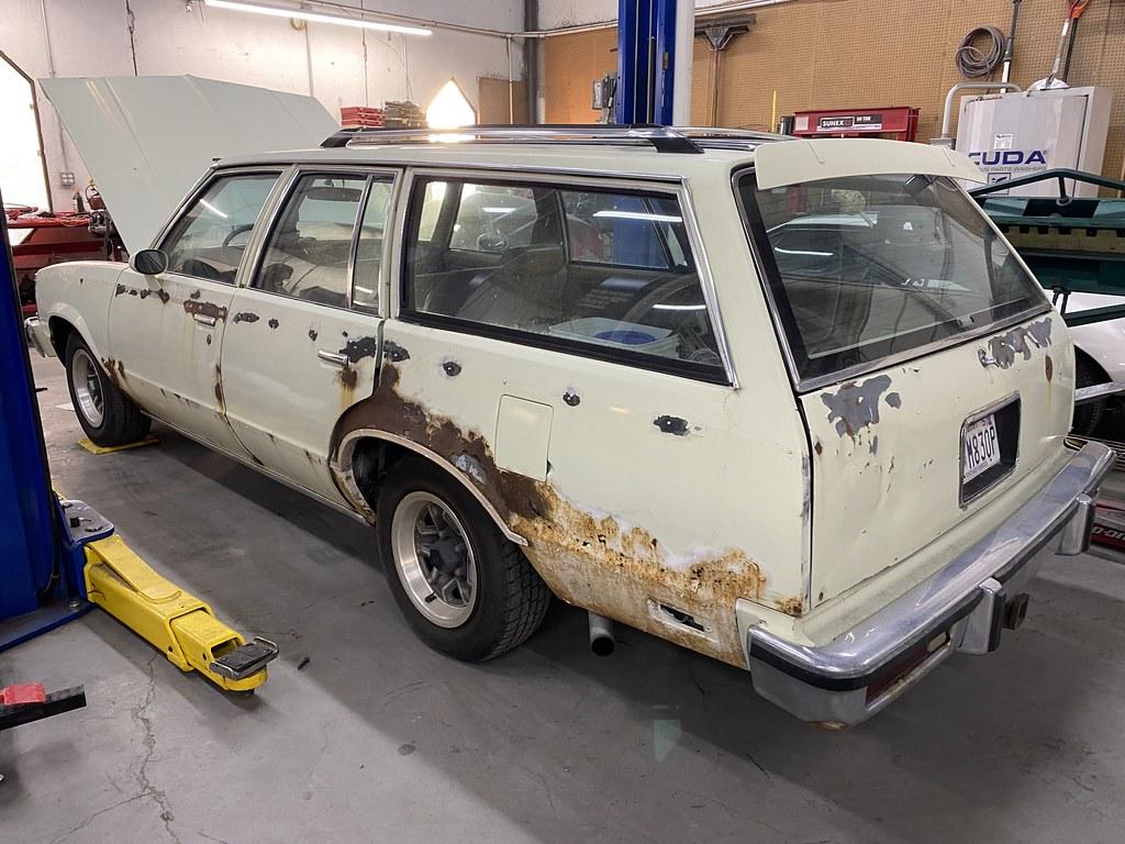 1981 Malibu Wagon