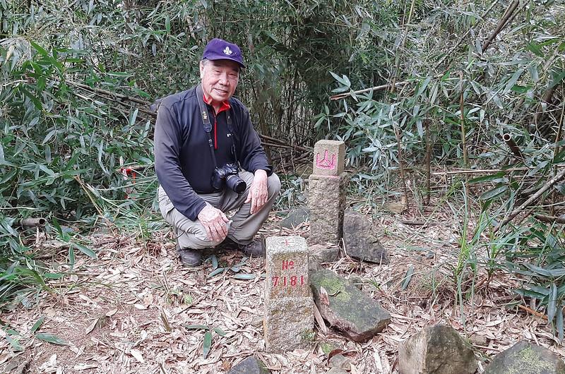大竹溪山山頂 (2)