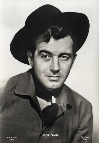 John Payne in The Eagle and the Hawk (1950)