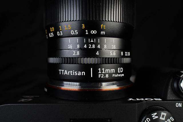 TTArtisans 11mm f/2.8 Fisheye
