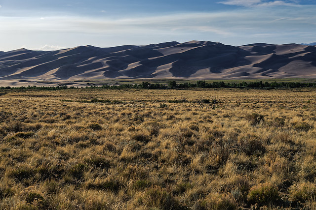 Amazing and Great Sand Dunes (Great Sand Dunes National Park & Preserve)