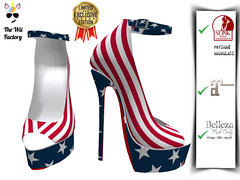 :TWF: USA Heels