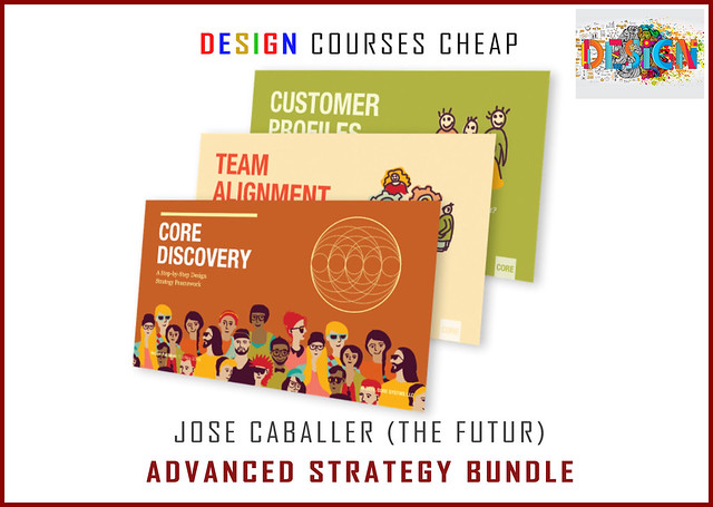 Jose Caballer (The Futur) - Advanced Strategy Bundle