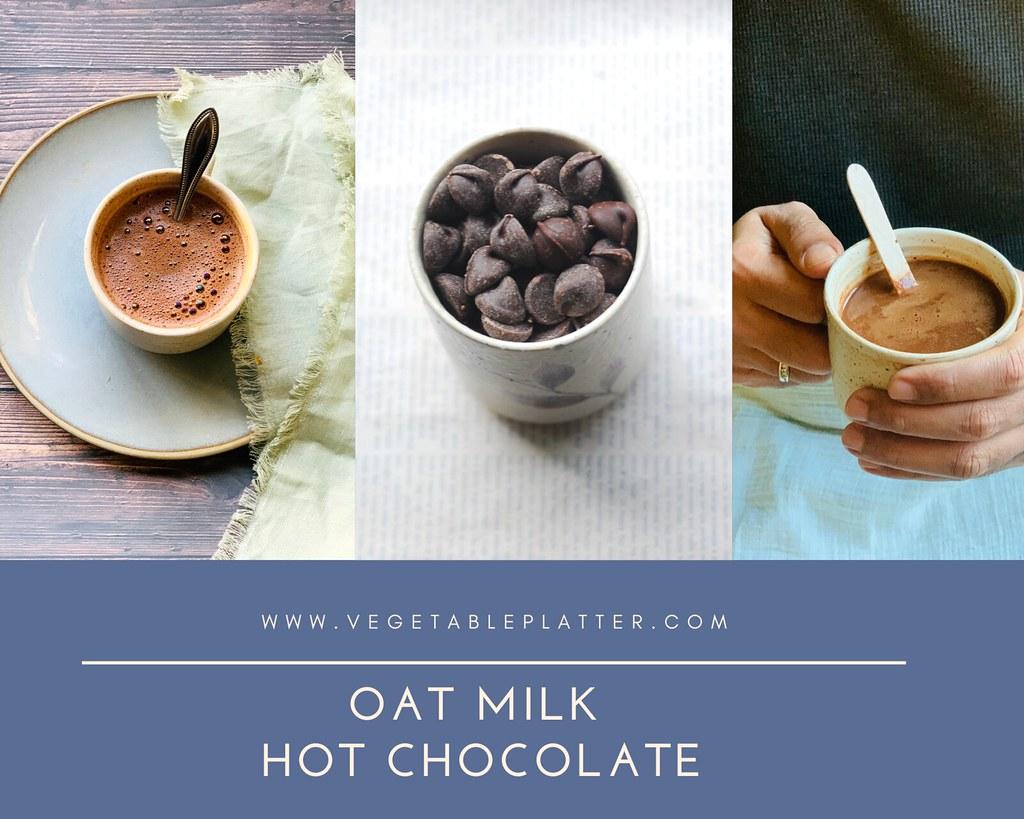 Oat Milk Hot Chocolate