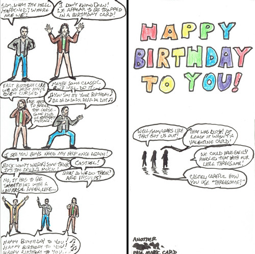 Birthday Card 2020