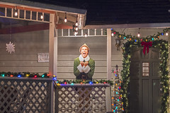 Elf on the Porch