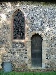 north chancel doorway