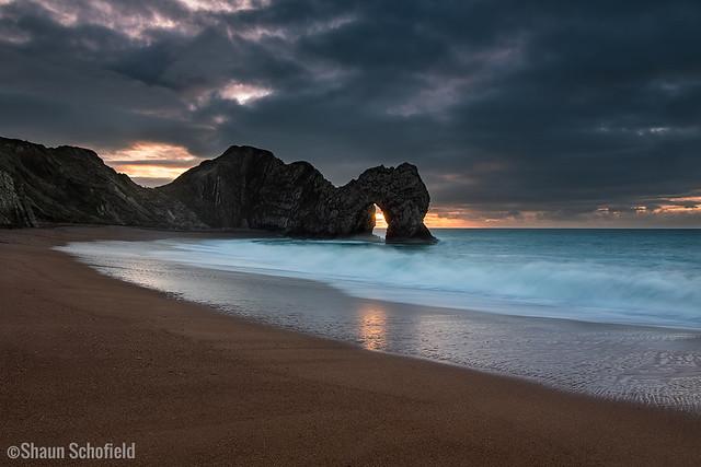 Sunrise at Durdle Door | Dorset | 12/12/20