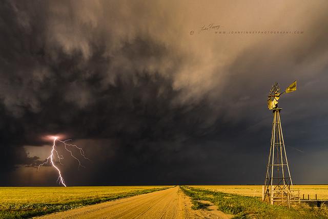 Colorado Windpump Lightning