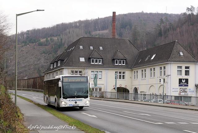 Bunte Buswelt - Gummersbach