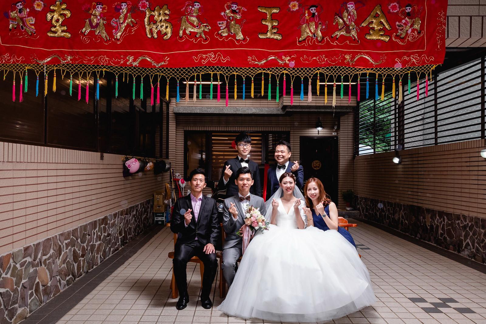 軍緯&珮瑜、婚禮_299