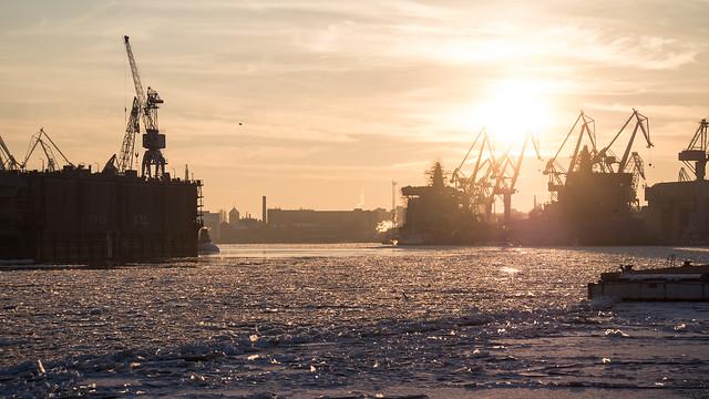 St.-Petersburg shipyards
