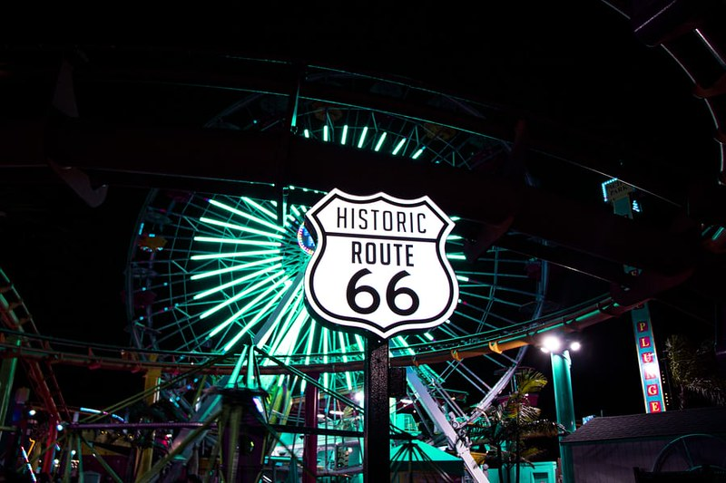 Route 66 - The Ultimate Road Trip