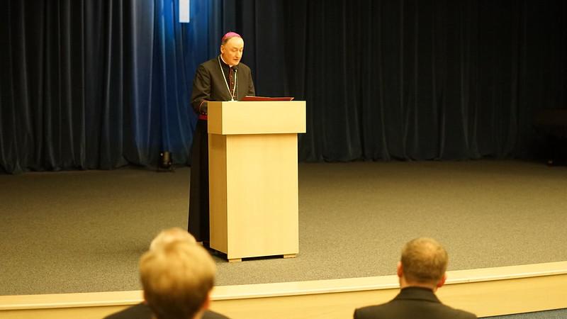 Ogłoszenie nominacji nowego biskupa pomocniczego ks. prał. Artura Ważnego [12.12.2020]