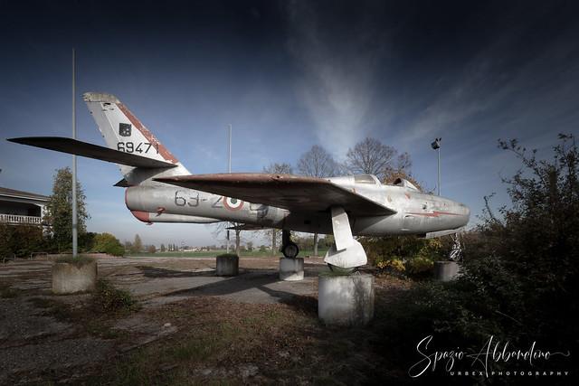 Republic F 84F